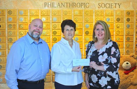 Nationwide Media Group Raises Funds for Local Children's Hospital