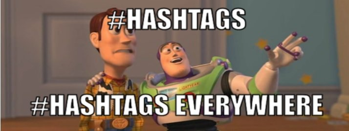 hashtags social media real estate