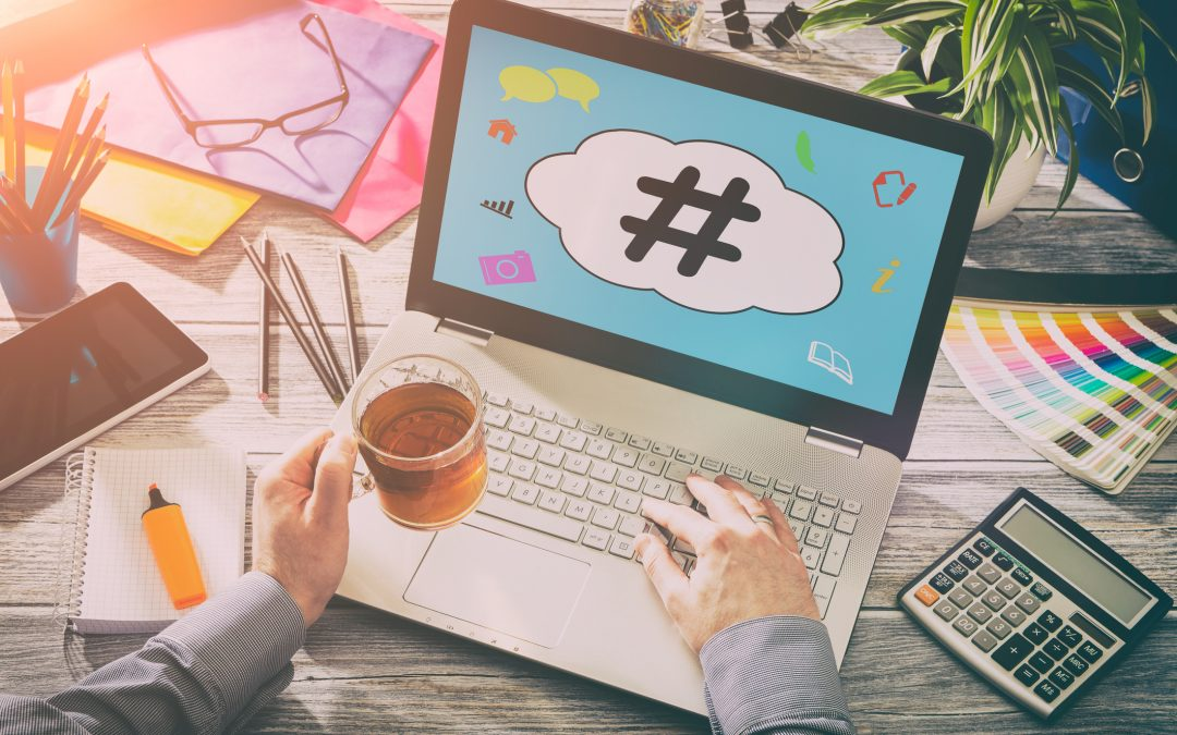 Using Hashtags in your Social Media Marketing